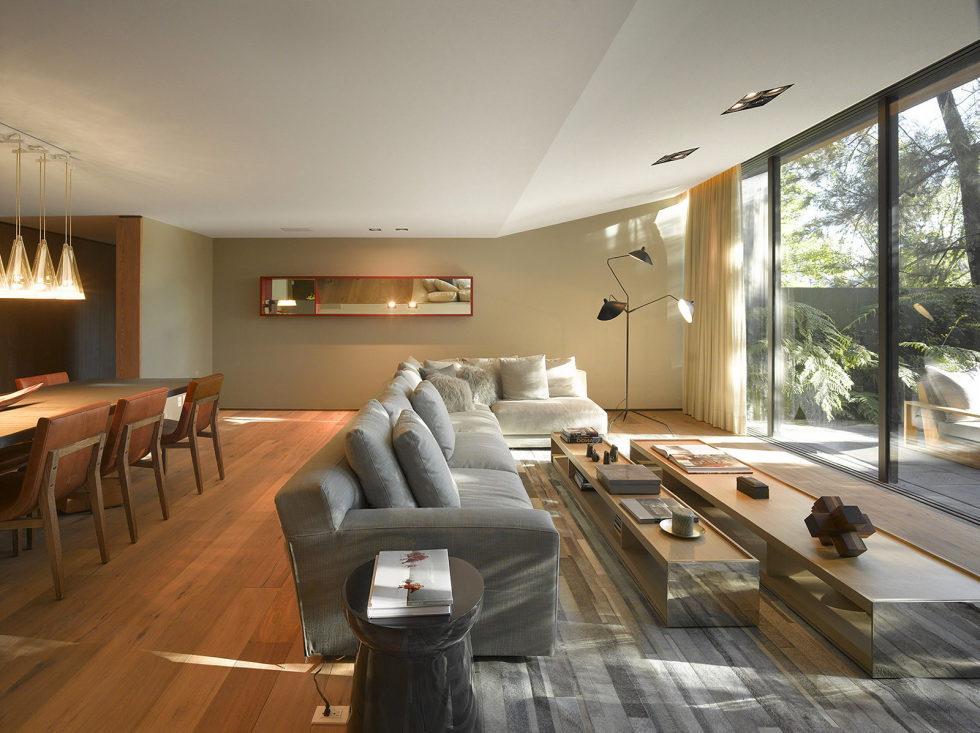 The Barrancas House In Mexico From EZEQUIELFARCA Studio 10
