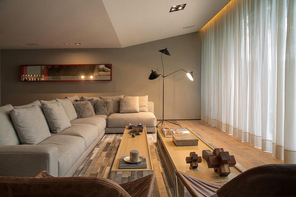 The Barrancas House In Mexico From EZEQUIELFARCA Studio 12