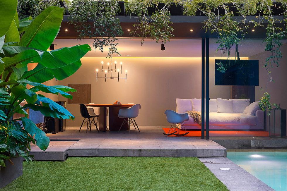 The Barrancas House In Mexico From EZEQUIELFARCA Studio 2