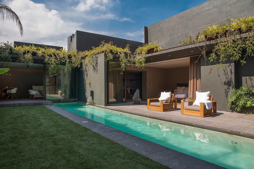 The Barrancas House In Mexico From EZEQUIELFARCA Studio 7