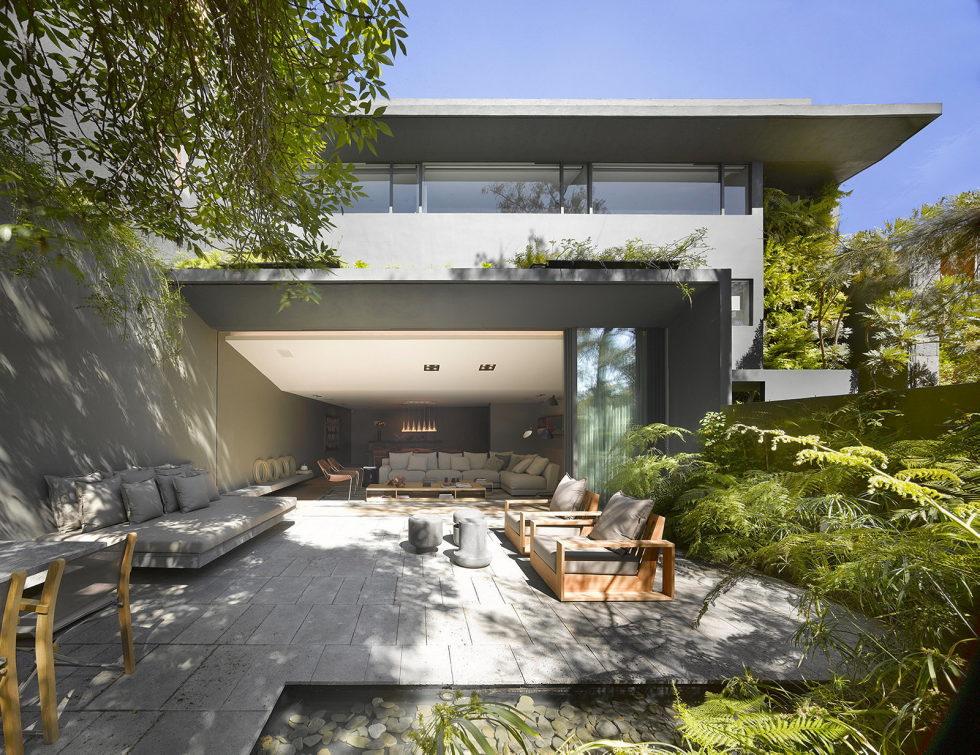The Barrancas House In Mexico From EZEQUIELFARCA Studio 8
