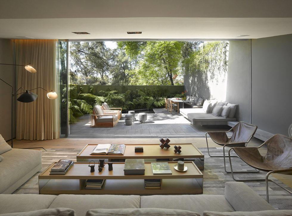 The Barrancas House In Mexico From EZEQUIELFARCA Studio 9