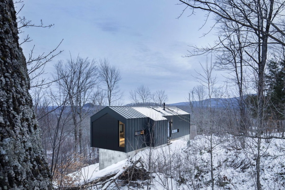 The Bolton house from Office Naturehumaine in Quebec 18
