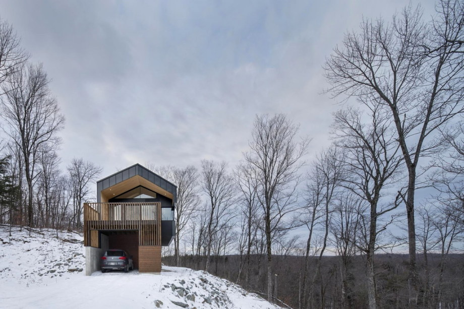 The Bolton house from Office Naturehumaine in Quebec 2
