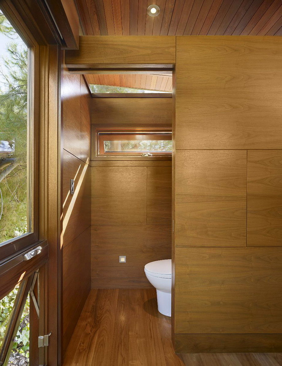The art studio on a tree by Rockefeller Partners Architects 10