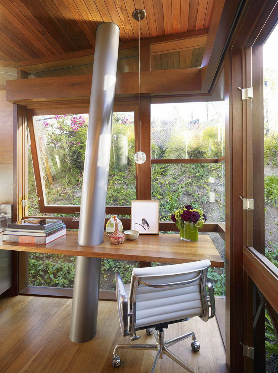 The art studio on a tree by Rockefeller Partners Architects 9
