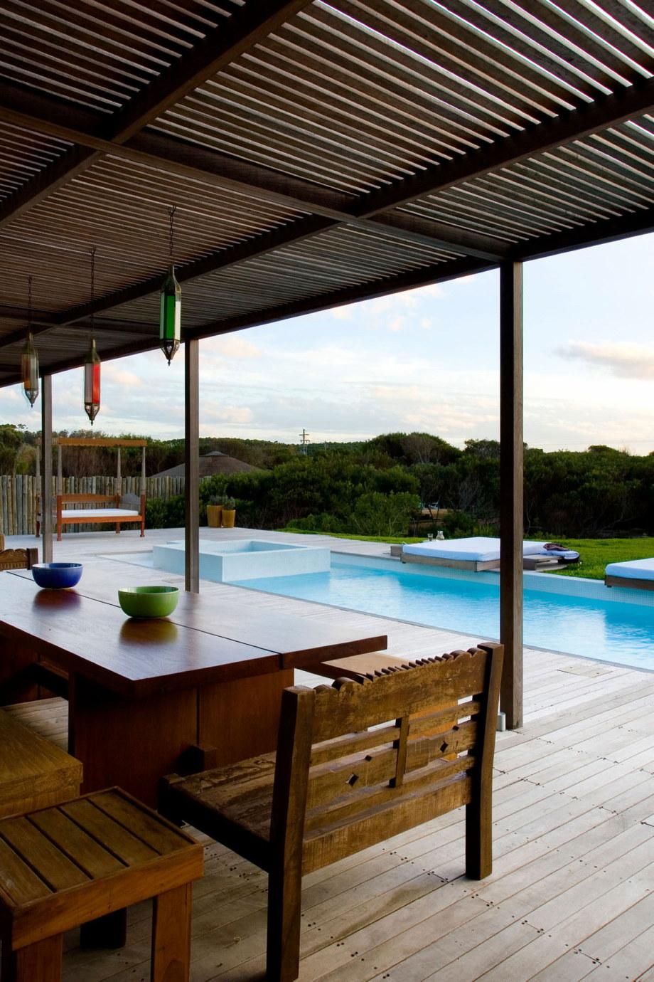 The beach house La Boyita Residence by Martin Gomez Arguitectos, Uruguay 15