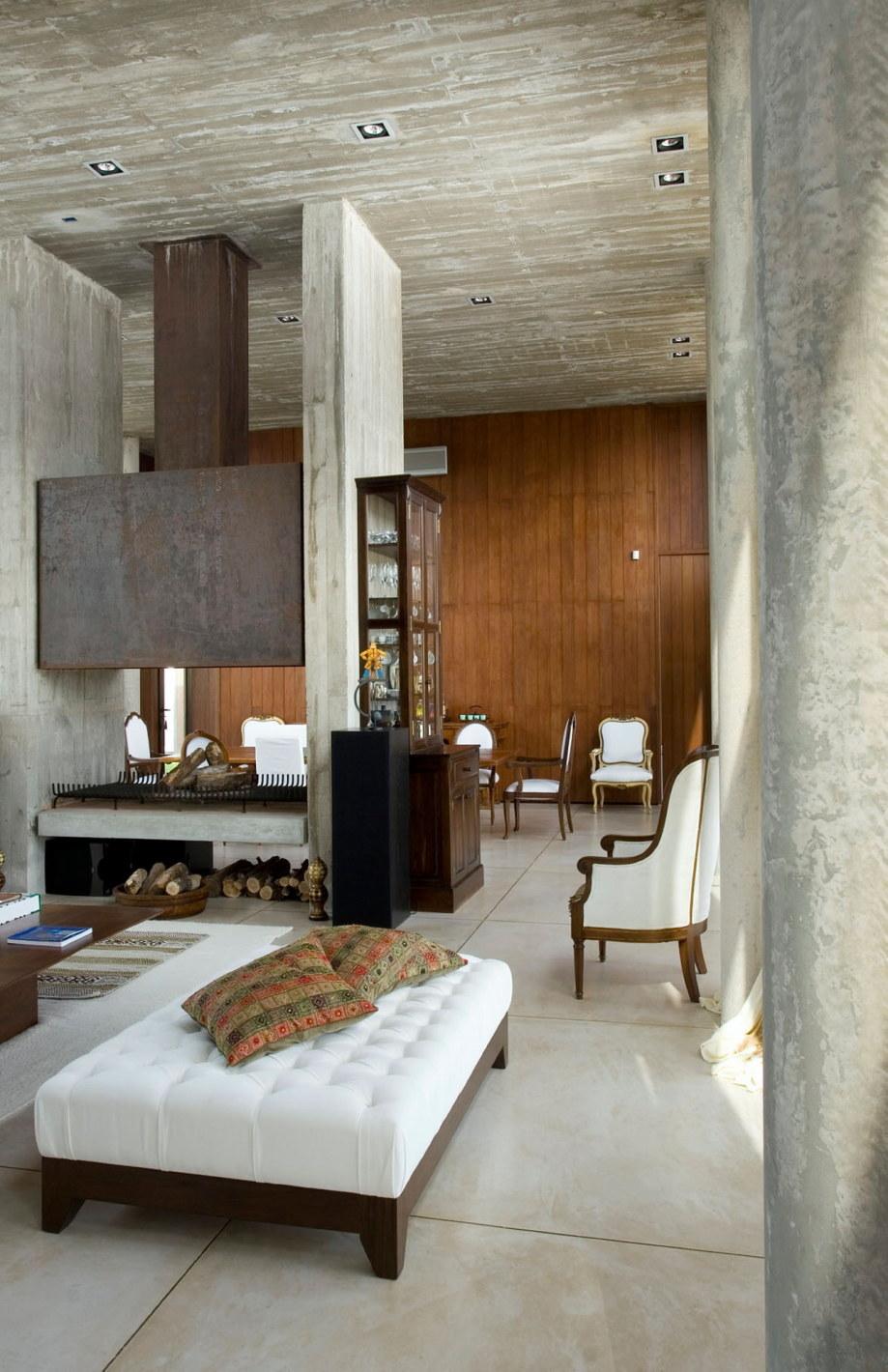 The beach house La Boyita Residence by Martin Gomez Arguitectos, Uruguay 19