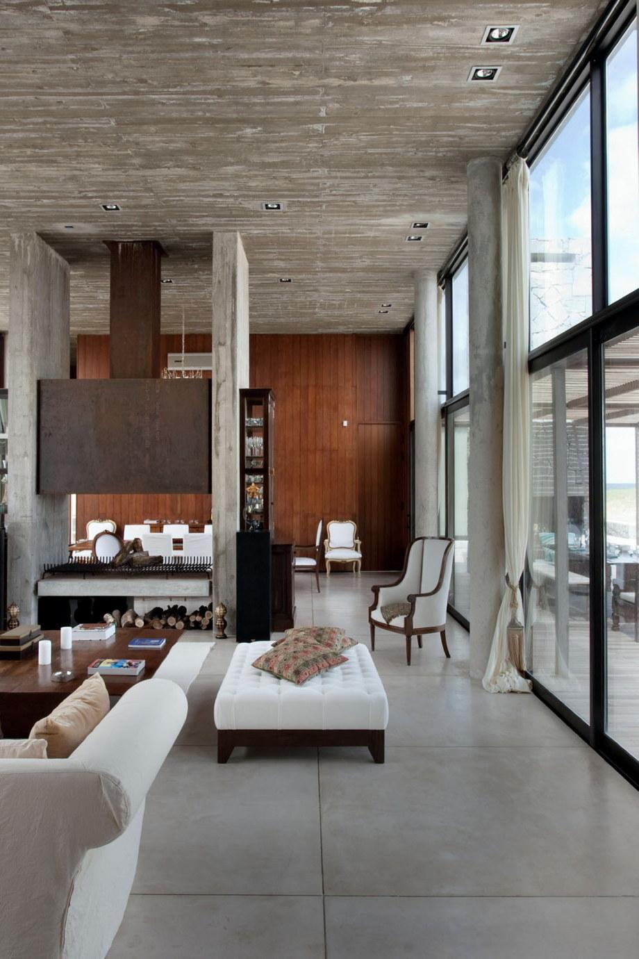 The beach house La Boyita Residence by Martin Gomez Arguitectos, Uruguay 22