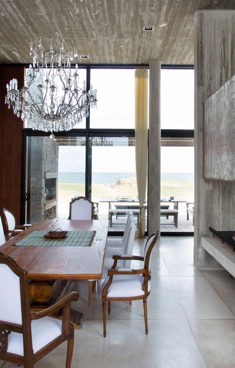 The beach house La Boyita Residence by Martin Gomez Arguitectos, Uruguay 28