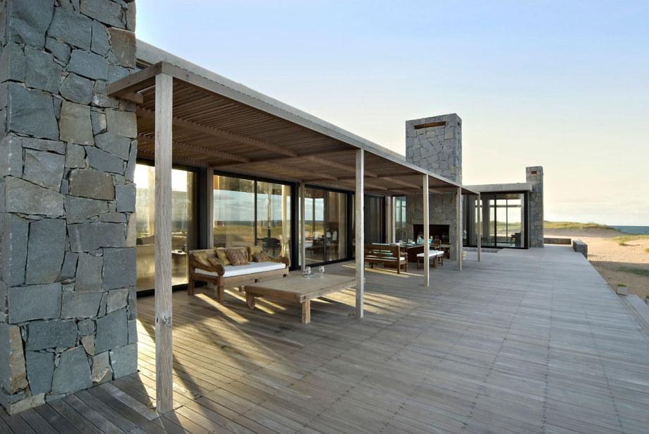The beach house La Boyita Residence by Martin Gomez Arguitectos, Uruguay 3