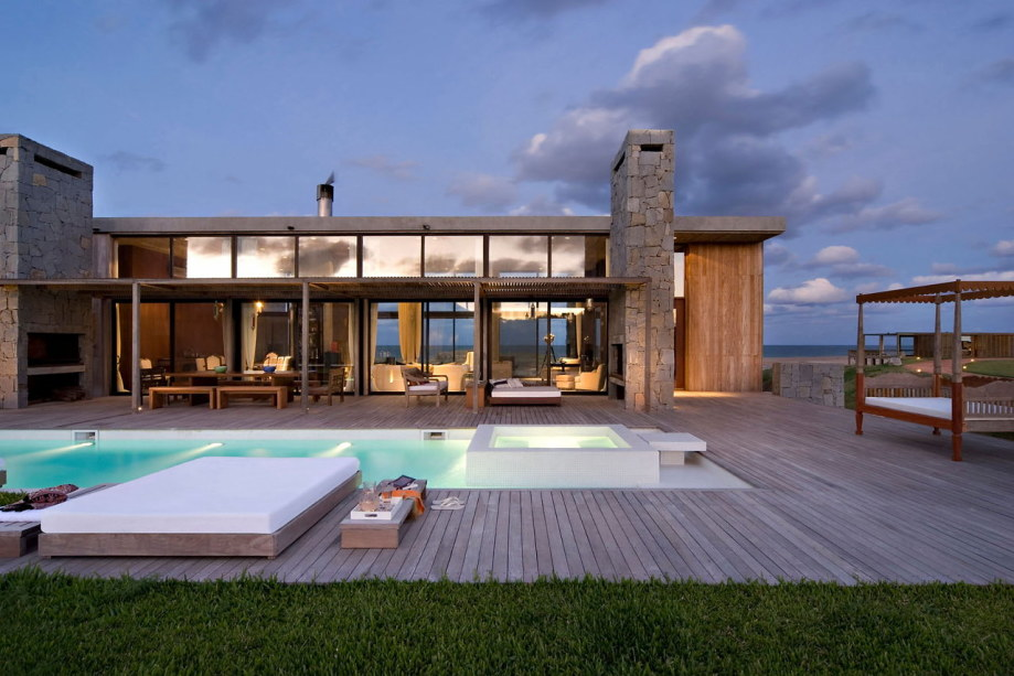 The beach house La Boyita Residence by Martin Gomez Arguitectos, Uruguay 31