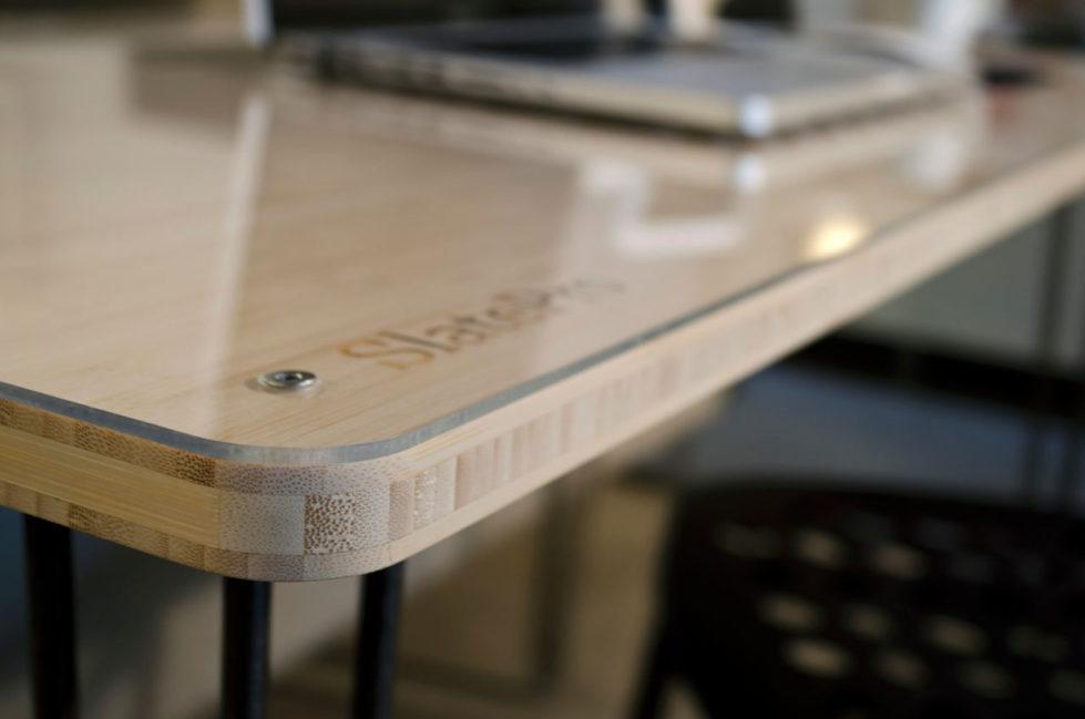 The computer desk SlatePro by Nathan Mummert 1
