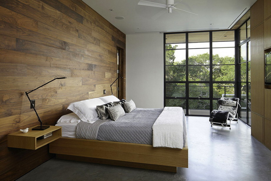 The elegant house in the picturesque hillside in Texas 17
