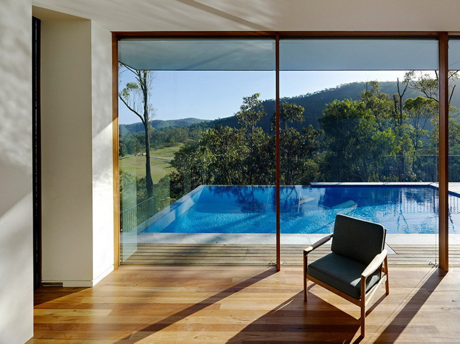 The house with the wonderful view of the valley from Rory Brooks Architects 3