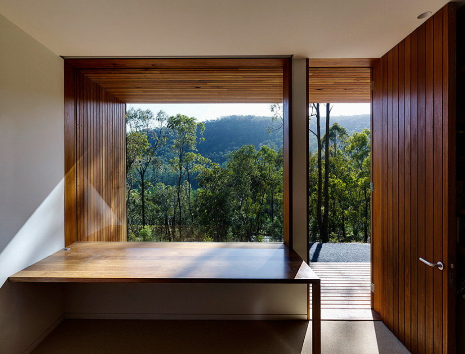 The house with the wonderful view of the valley from Rory Brooks Architects 5