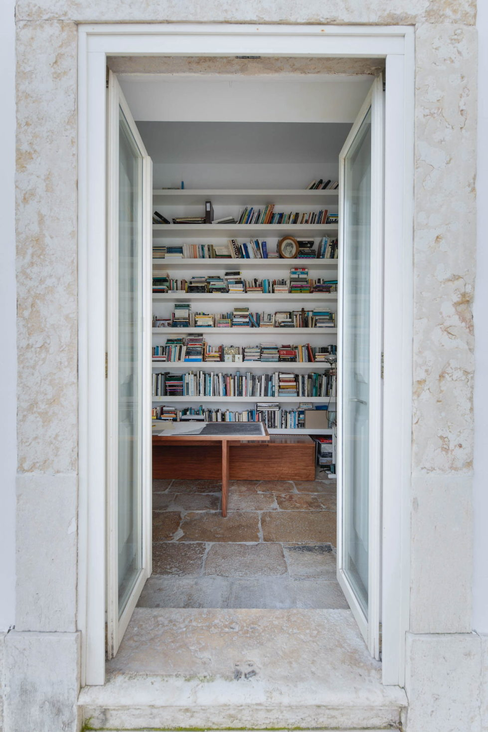 The luxury interior by Aires Mateus Arquitectos, Lisbon