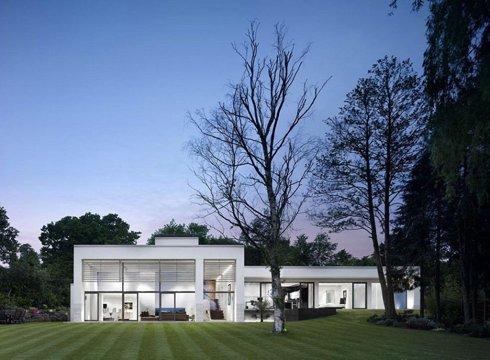 The private house in Manchester by Stephenson ISA Studio 1
