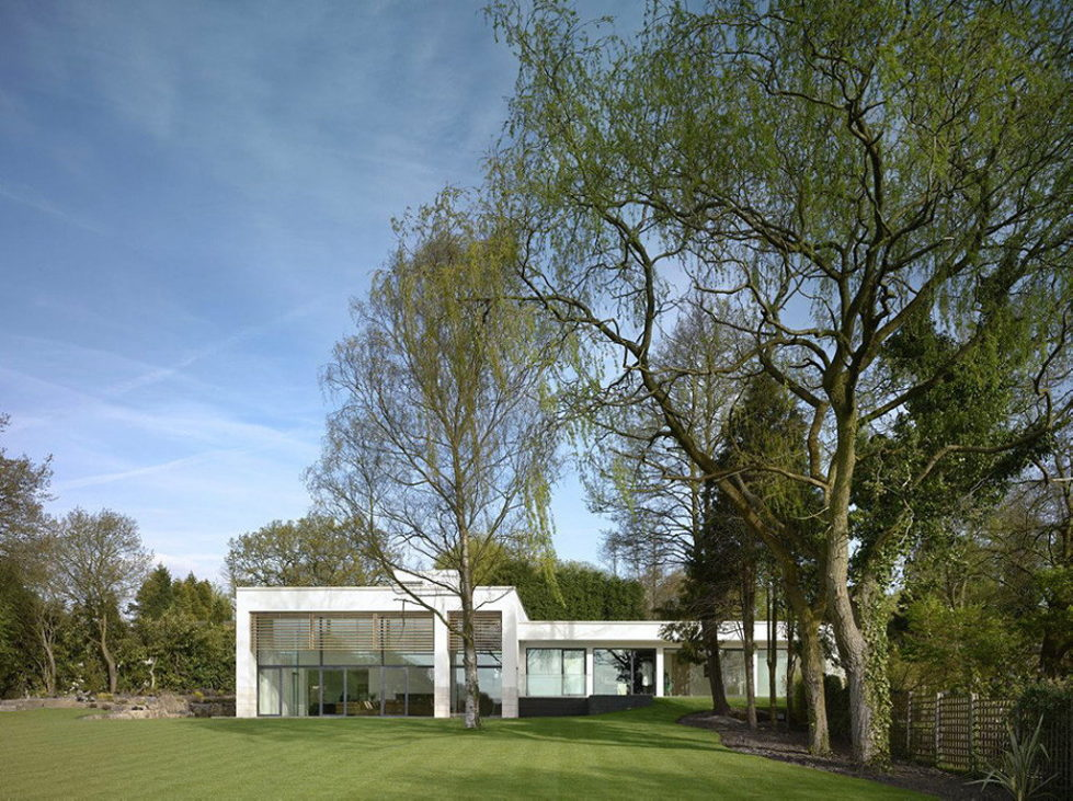 The private house in Manchester by Stephenson ISA Studio 12
