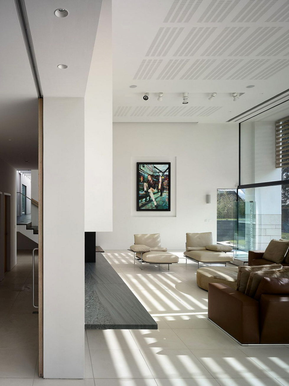The private house in Manchester by Stephenson ISA Studio 5