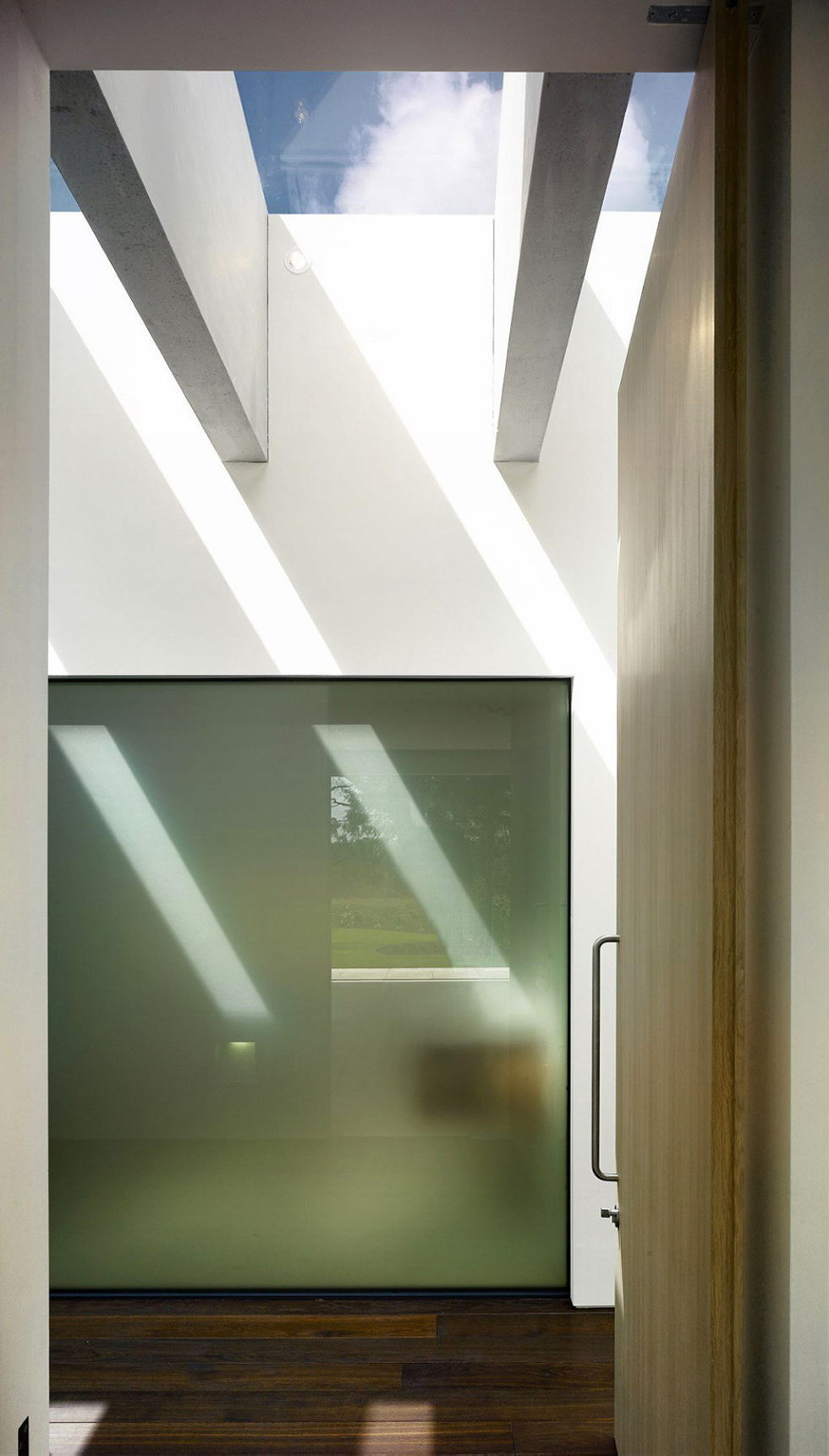 The private house in Manchester by Stephenson ISA Studio 6