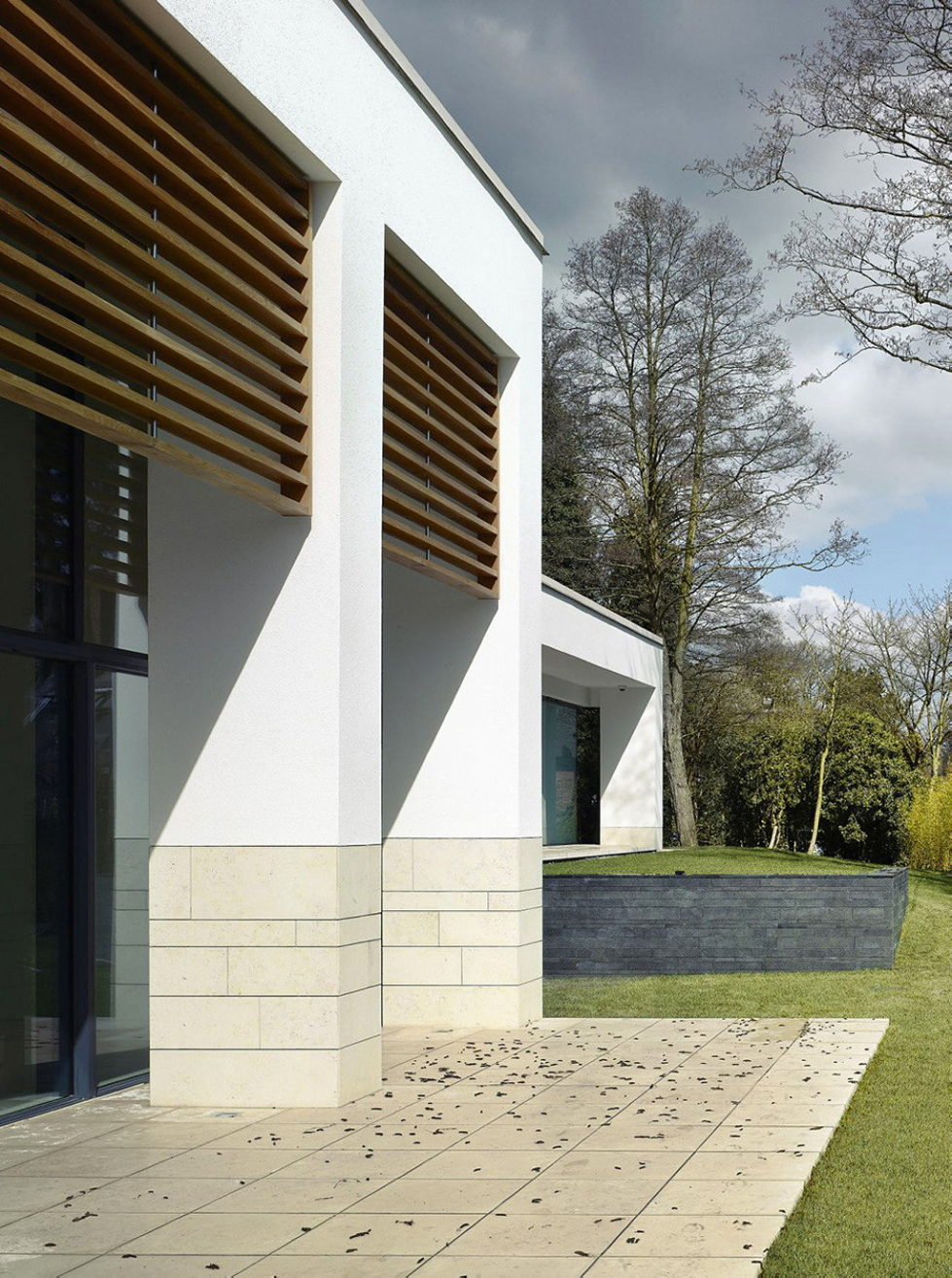 The private house in Manchester by Stephenson ISA Studio 9