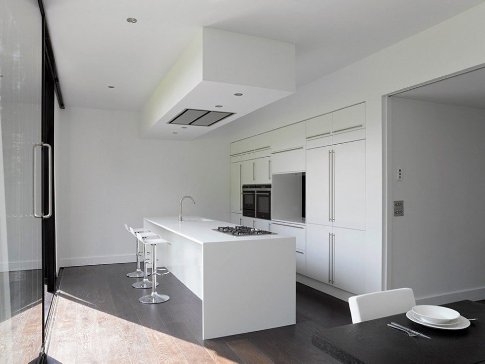 Trish House Yalding A Modernism-Styled Project From Matthew Heywood Limited, Great Britain 16