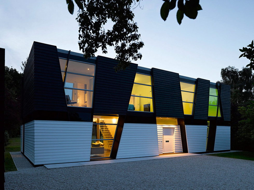 Trish House Yalding A Modernism-Styled Project From Matthew Heywood Limited, Great Britain 17