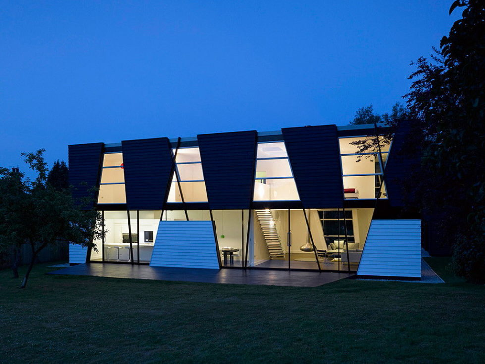 Trish House Yalding A Modernism-Styled Project From Matthew Heywood Limited, Great Britain 18