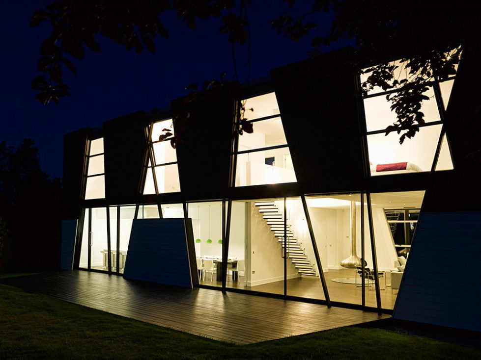 Trish House Yalding A Modernism-Styled Project From Matthew Heywood Limited, Great Britain 19