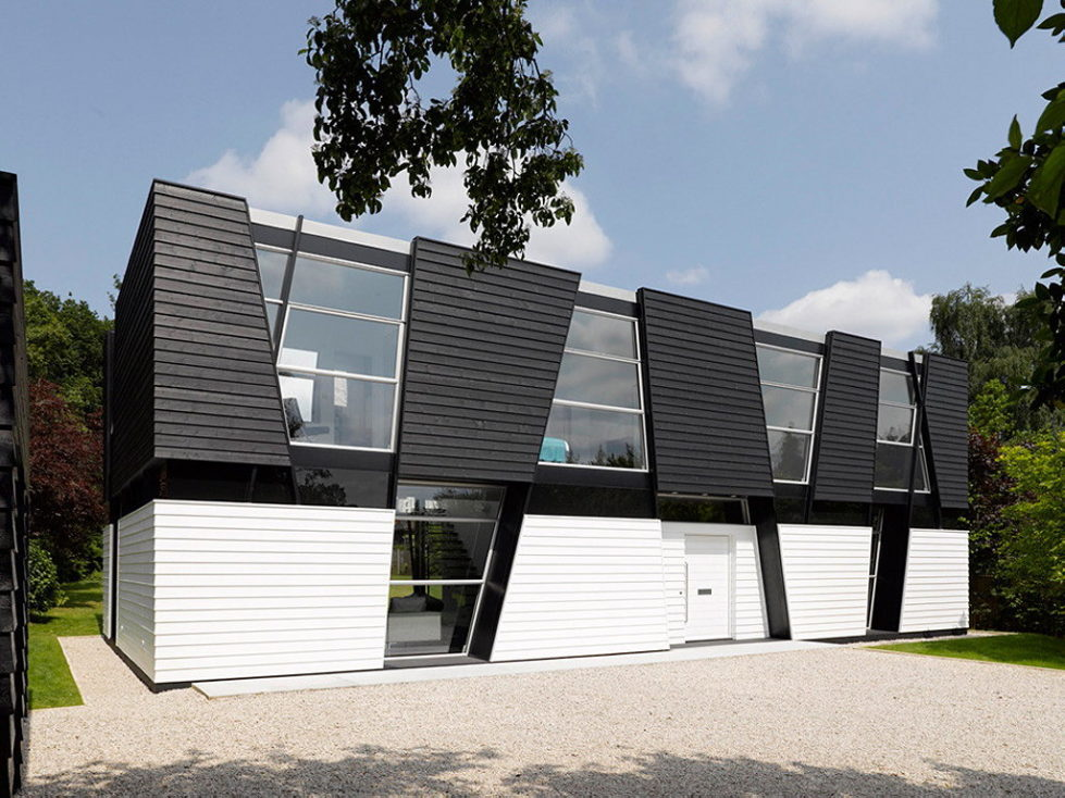 Trish House Yalding A Modernism-Styled Project From Matthew Heywood Limited, Great Britain 2