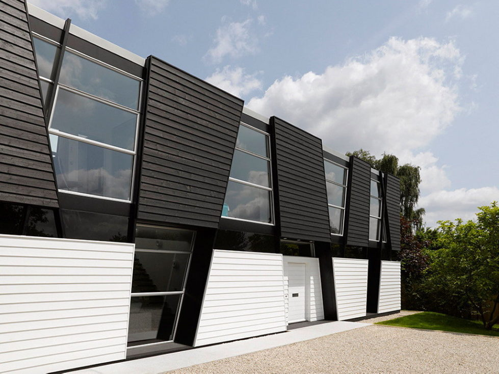 Trish House Yalding A Modernism-Styled Project From Matthew Heywood Limited, Great Britain 3
