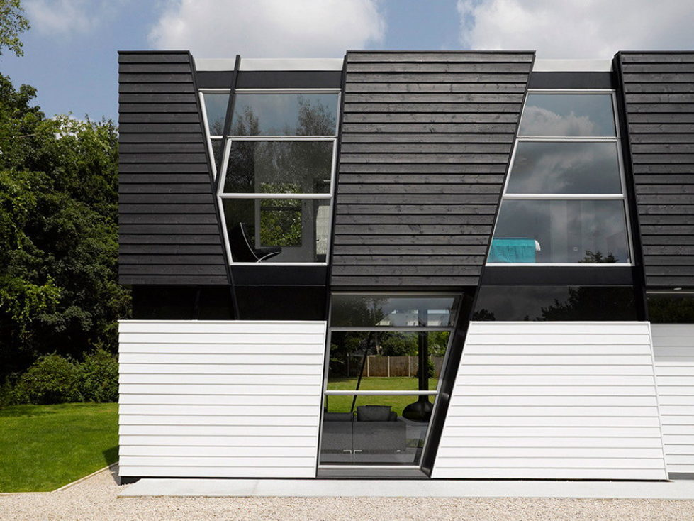 Trish House Yalding A Modernism-Styled Project From Matthew Heywood Limited, Great Britain 4