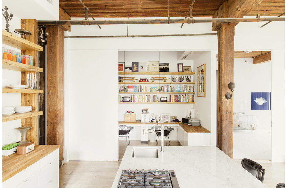 Williamsburg Loft in New York From Ensemble Architecture 6
