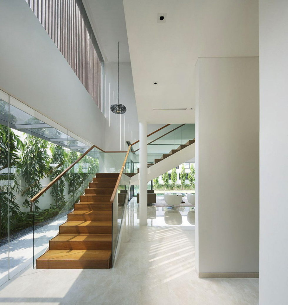 Wind Vault House From Wallflower Architecture Studio, Singapore 10