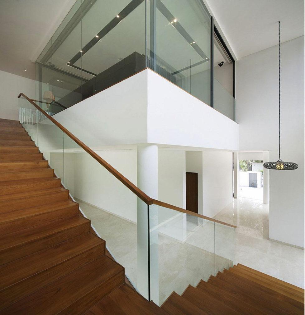 Wind Vault House From Wallflower Architecture Studio, Singapore 11