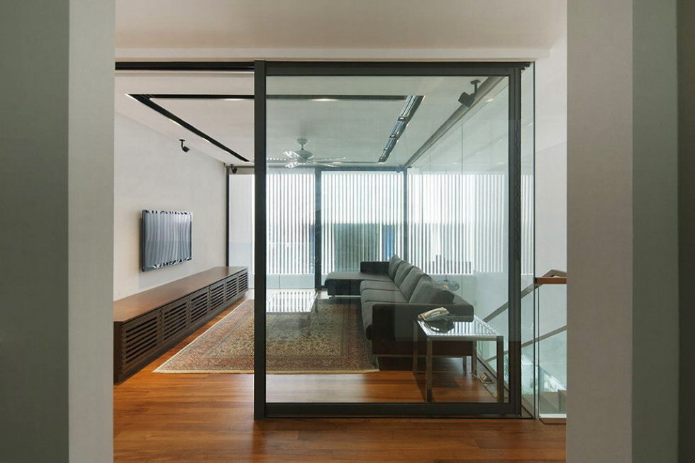 Wind Vault House From Wallflower Architecture Studio, Singapore 14