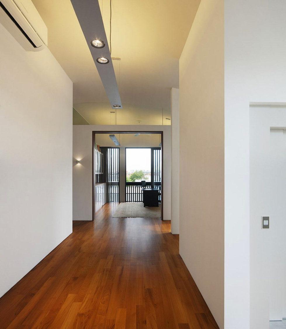 Wind Vault House From Wallflower Architecture Studio, Singapore 15