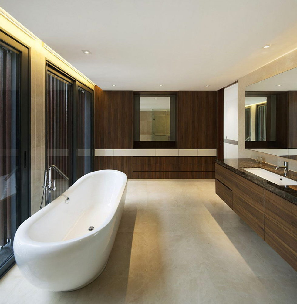 Wind Vault House From Wallflower Architecture Studio, Singapore 16