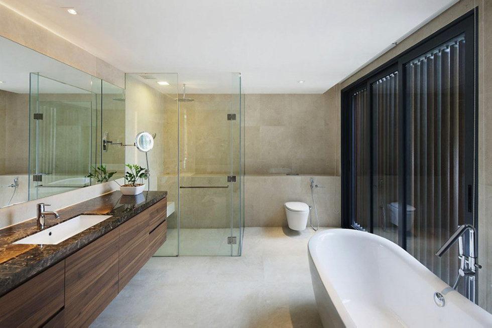 Wind Vault House From Wallflower Architecture Studio, Singapore 17