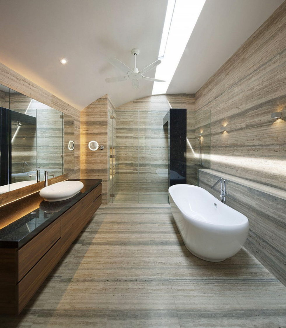 Magnificent Wind Vault House From Wallflower Architecture Studio Singapore Download Free Architecture Designs Scobabritishbridgeorg