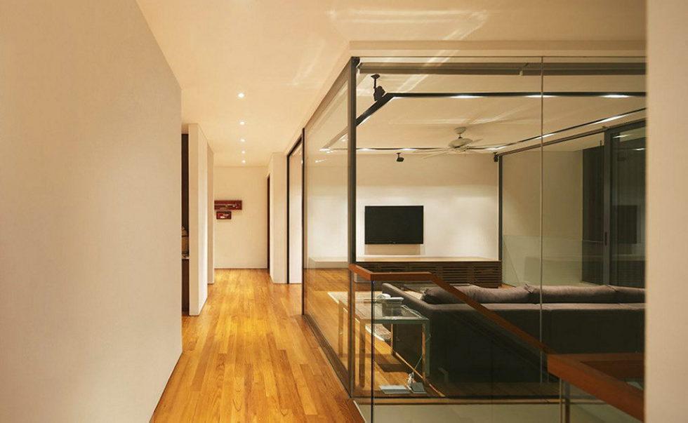 Wind Vault House From Wallflower Architecture Studio, Singapore 21