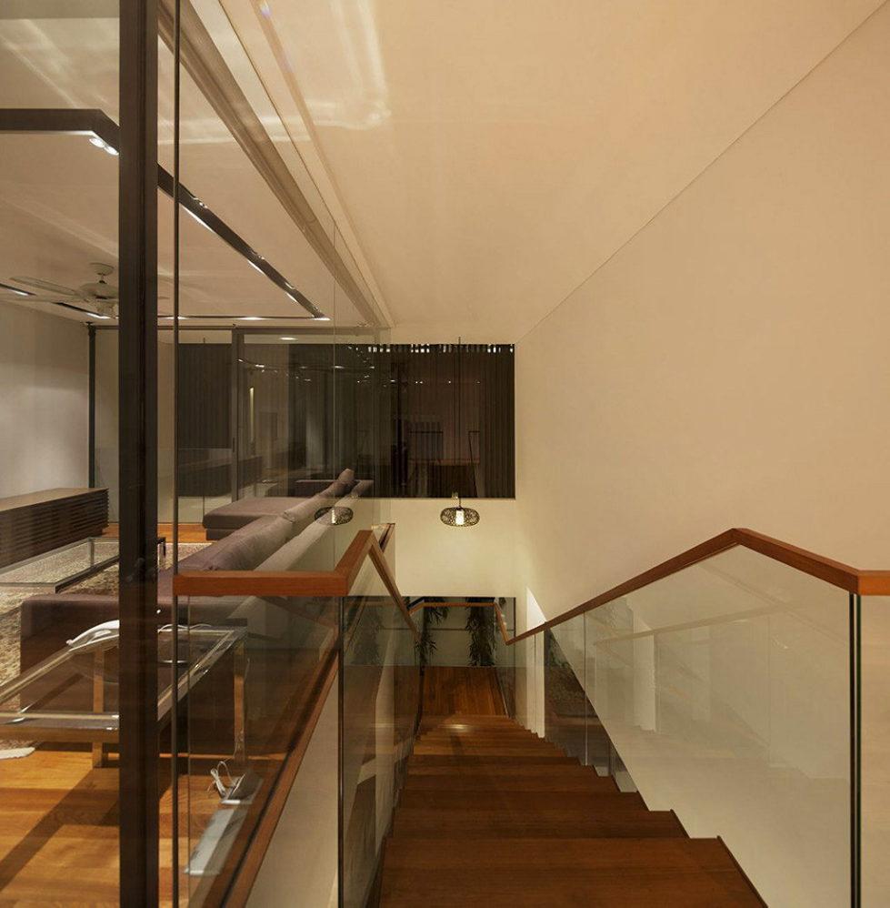 Wind Vault House From Wallflower Architecture Studio, Singapore 22