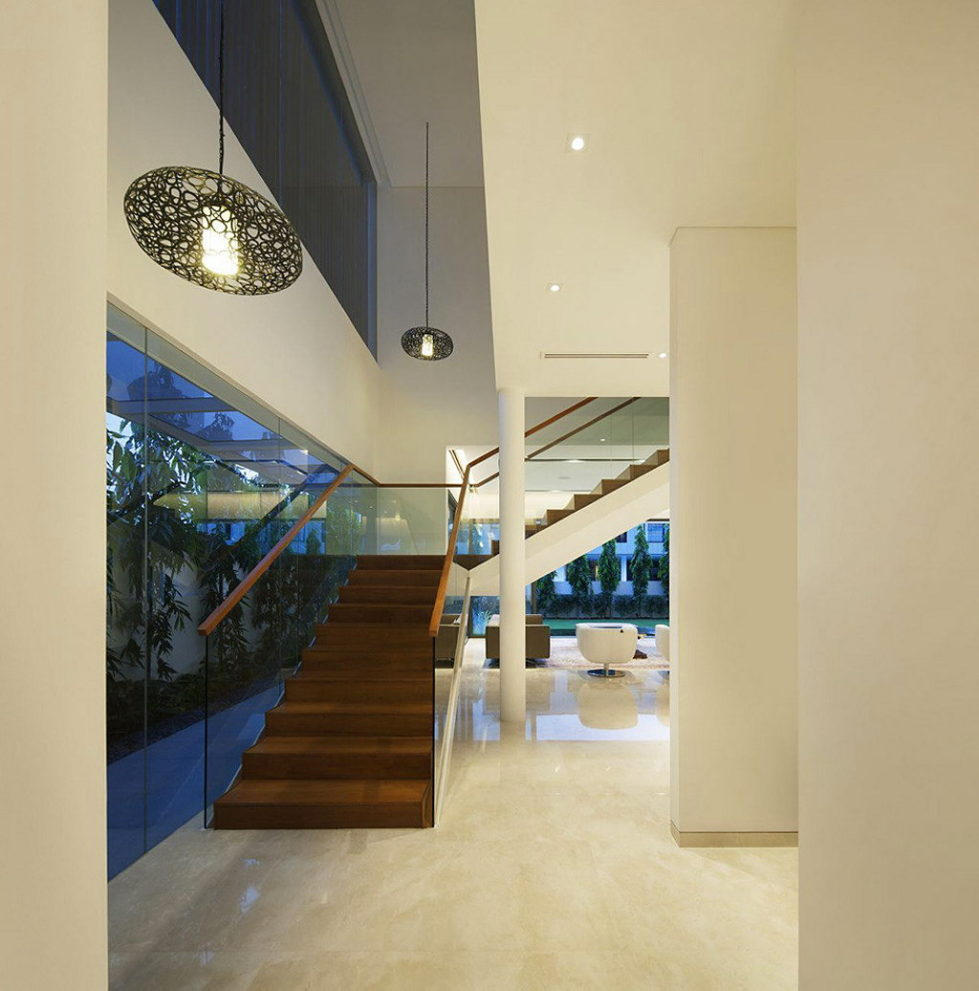 Wind Vault House From Wallflower Architecture Studio, Singapore 23