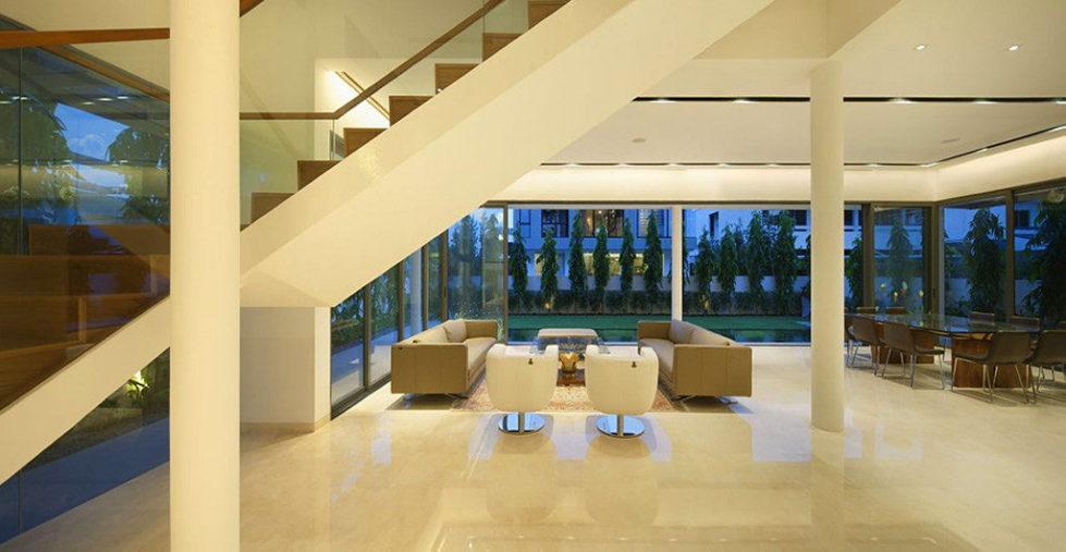 Wind Vault House From Wallflower Architecture Studio, Singapore 25