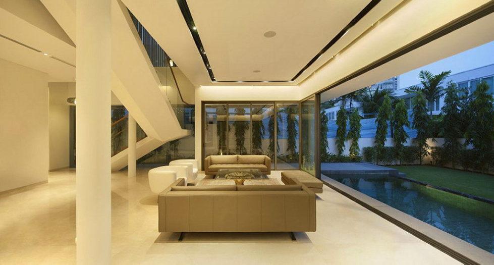 Wind Vault House From Wallflower Architecture Studio, Singapore 26