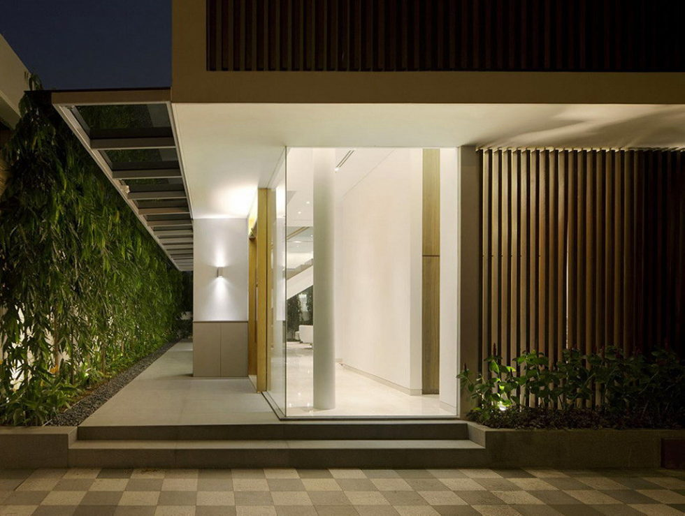 Wind Vault House From Wallflower Architecture Studio, Singapore 29