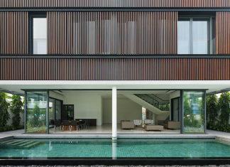 Wind Vault House From Wallflower Architecture Studio, Singapore
