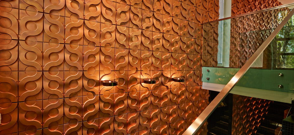 3D Tiles From Kaza Concrete - RESIDENTIAL PROJECT I, Budapest, Hungary
