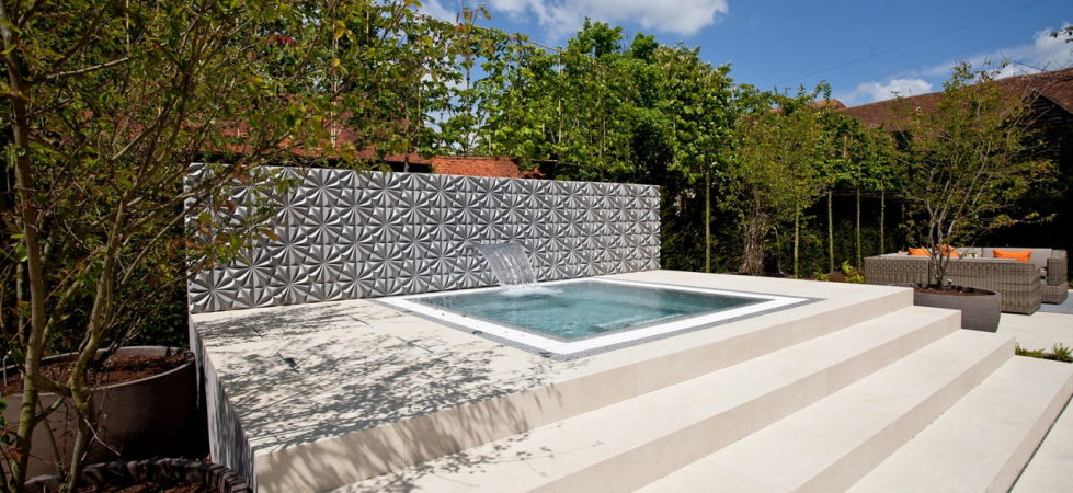 3D Tiles From Kaza Concrete – SOPWELL HOUSE HOTEL, St Albans, UK